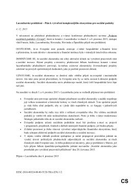 Lucemburské prohlášení