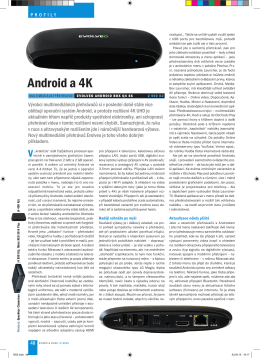 Android a 4K