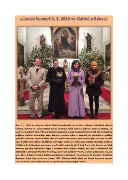 čtěte zde - Římskokatolická farnost Slatina u Bílovce