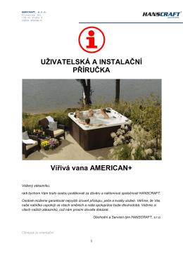 Whirpool Hanscraft American+ Portland