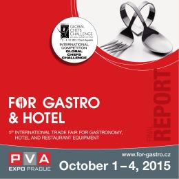 October 1 – 4, 2015