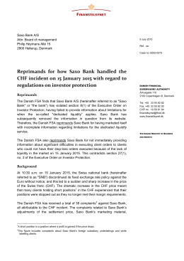 Saxo Bank_CHF-incident_DFSA_Ruling_eng FINAL