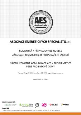 Informace k povinnosti zpracování energetických štítků při prodeji a