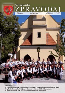 3/2015 - Ostopovice