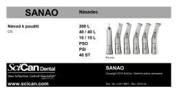 www.scican.com SANAO