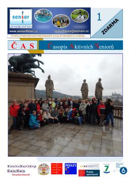 První elektronické vydání časopisu Č A S ke stažení