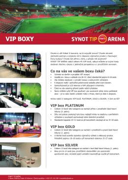 VIP BOXY