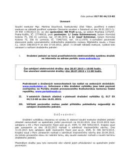 Usnesení - Obec Lomnice