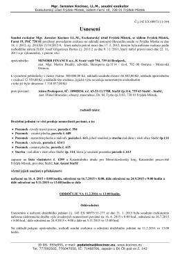 Usneseni o odroceni drazebniho jednani_4. 11. 2015_707