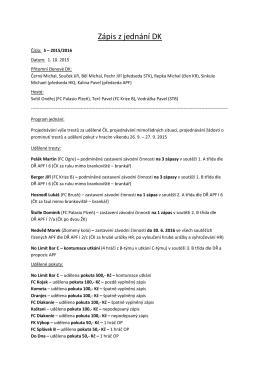 Zápis z jednání DK 1.10.2015 Stáhnout tento soubor