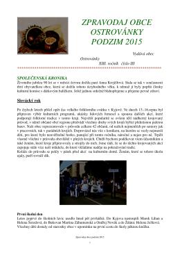 zpravodaj podzim 2015