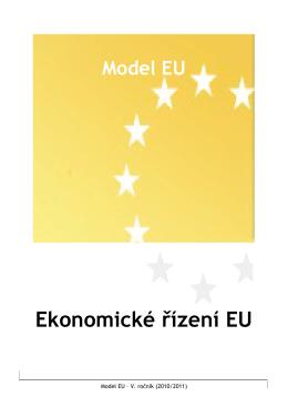 Ekonomické řízení EU - Asociace pro mezinárodní otázky
