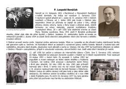 P. Leopold Benáček