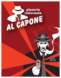 antipasti / předkrmy - Pizzerie Al Capone Brno