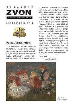 Zvon_Listopad2015