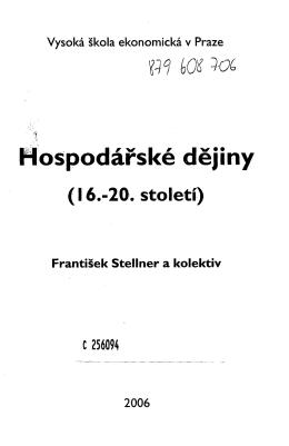 (16.-20. století)