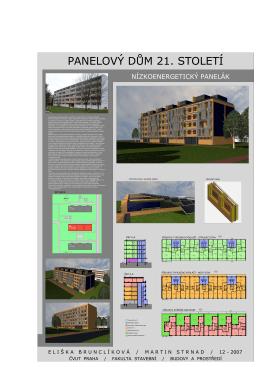 Panelový dům 21.století