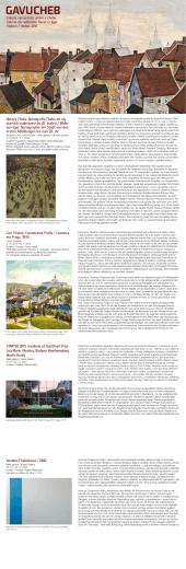 Program podzim 2014 CZ / D - Galerie výtvarného umění v Chebu