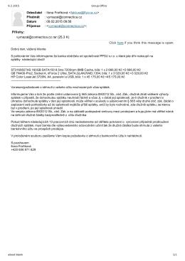 PPSU s.r.o spam