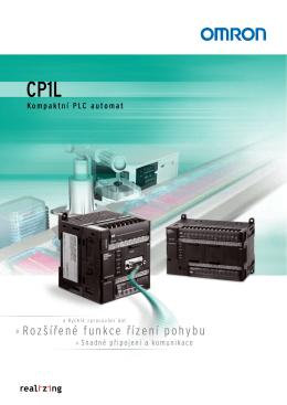 CP1L Leták - Automatizace
