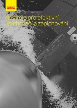 Nástroje pro efektivní upichování a zapichování