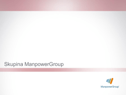 Skupina ManpowerGroup