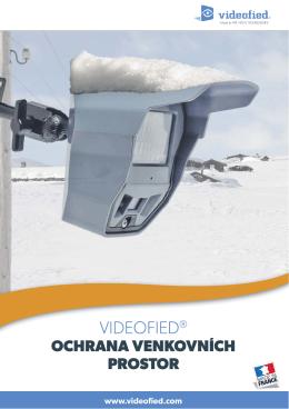 Videofied detektor OMV