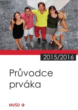 Informační brožura pro studenty prvního ročníku ke stažení zde