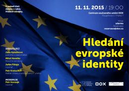 Program Hledání evropské identity