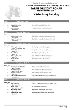 výsledky/results PDF