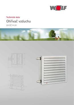 Ohřívač vzduchu