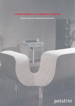 Charakteristika čalouněného nábytku 1.14MB