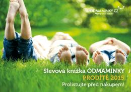 Stahujte ZDE - Odmaminky.cz