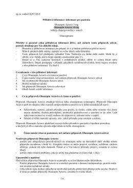1/6 sp.zn. sukls214297/2014 Příbalová informace: informace pro