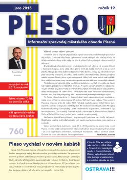 zpravodaj - Plesná