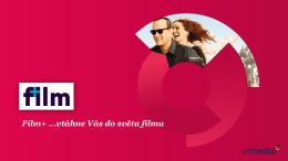 Ceník stanice Film+ 2015 TV reklama
