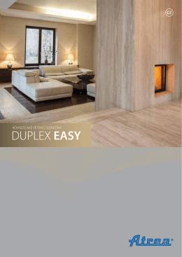 Katalog DUPLEX EASY - prima