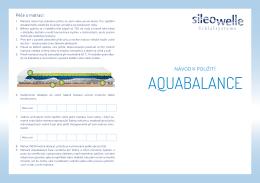 Návod k montáži (PDF, v češtině) - Sileo