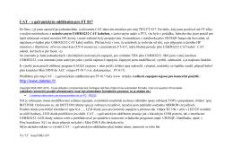 CAT – s galvanickým oddělením pro FT 817 http://www.datelec.fr/