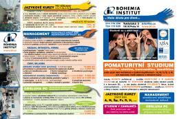 Přehled veřejných vzdělávacích programů ke stažení
