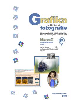 grafika a digitální fotografie