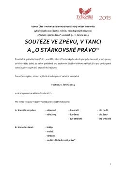 Propozice zde k vytištění v pdf