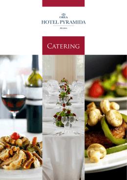 Catering - Orea Hotel Pyramida