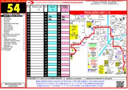 jízdní řády ve formátu pdf