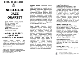 program - Spolek sv.Bartoloměje ve Smolnici