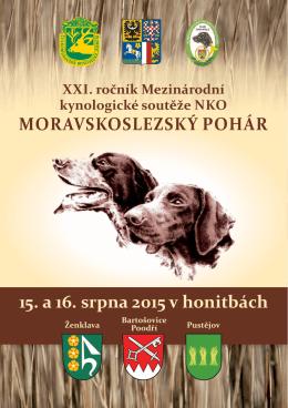 Propozice - Bartošovice