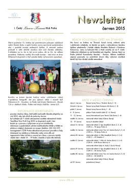 Newsletter 2/2015