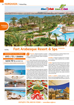 Fort Arabesque Resort & Spa *****