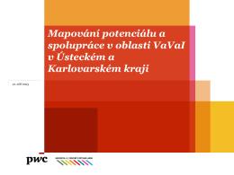 Potenciál vědy, výzkumu a inovací v ÚK_Pavla Žížalová, PWC_Tomáš