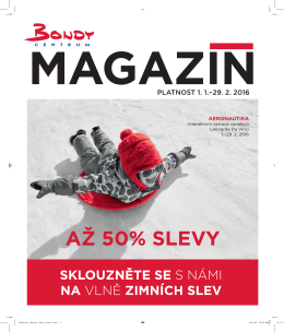 Magazin_Bondy_final_krivky.indd 1 Magazin Bondy final krivky indd